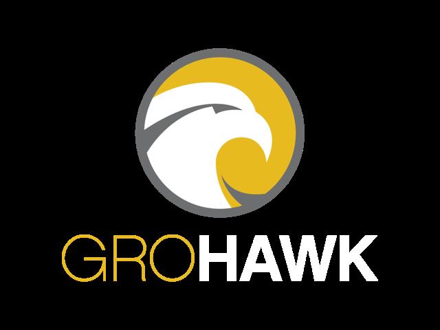 GroHawk Logo
